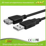 Cabo de extensão USB para carregador de celular