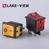 Interruptor de balancim para equipamentos eletrônicos e o aparelho electrodoméstico