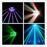Stadiums-Licht des Punkt-10W RGBW DMX LED für Hochzeitsfest