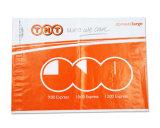 プラスチック防水付着力のシールのメールの明白な袋はTNTおよびFederal Expressを好む