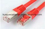 Änderung am Objektprogramm Crod RJ45 Ftpcat6/Computer Kabel-Daten-Kabel-Kommunikations-Kabel-Verbinder-Audios-Kabel