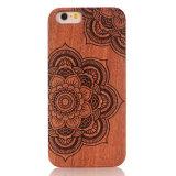 iPhone 6sのためのOEMの木版画の携帯電話の箱