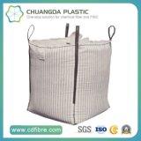 通気性の布が付いているジャンボPPによって編まれるバルク大きい袋