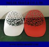 混戦のプラスチック安定した編まれた椅子型
