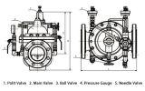 Válvula de corte de emergência 900X (ACV)