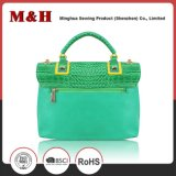 Chaîne en métal portatif PU Designer Shopping Ladies Bag