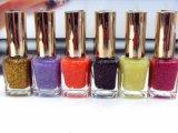 Umweltfreundlicher glatter und Shinning Eigenmarken-Nagel-Gel-Nagellack