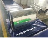 Película metalizada de BOPP usada para el empaquetado flexible del alimento, las decoraciones, las escrituras de la etiqueta, embalaje de regalo etc