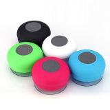 Haut-parleur de subwoofer portatif Bts06 Douche sans fil Bluetooth Haut-parleur sans fil Haut-parleur mains libres Recevez l'appel Musique Suction avec microphone