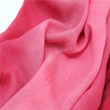 sciarpa alla moda di colore morbido di pendenza 100*Polyester
