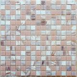 Mezcla de cristal del mosaico para la decoración del edificio