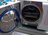 Pre-Vuoto chirurgico medico dentale dell'autoclave 3times dello sterilizzatore del vapore di vuoto 18L