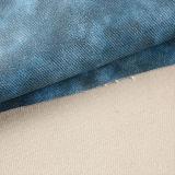 Couro sintético do PVC do plutônio dos bens elásticos de Softable para a mobília