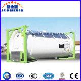 良質18500/24000/25000liters T75/T50 20FT 40FT LPG/LNG/Naturalのガスのタンカーかタンク容器