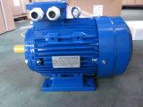 Motor eléctrico Ms-801-2 0.75kw de la cubierta de aluminio trifásica de ms Series