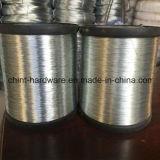 Alambre galvanizado carrete plástico del carrete o del metal/alambre galvanizado electro del hierro