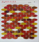 Mosaicoイタリアの円形の長円