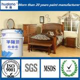 Hualong PU-Lack mit dem 50% Glanz für Kratzer-Widerstand