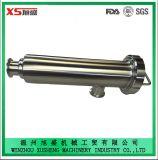 """4 """" setaccio igienico del filtrante di angolo dell'acciaio inossidabile 316L con lo schermo perforato del piatto"""