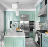 Gabinete de cozinha material exclusivo do MDF do PVC