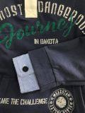 Gefälschte zweiteilige Baumwolle Hoody für Jungen