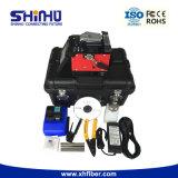 &#160 di fibra ottica d'impionbatura dei motori di Shinho 4 e di riscaldamento automatico; Fusion Giuntatrice