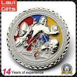 高品質の多彩な金属の記念品の硬貨