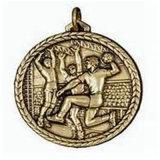 Medaglia promozionale di palla a muro del ricordo del metallo del regalo