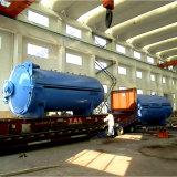 Autoclave de goma de la vulcanización de vapor de la automatización completa indirecta de la calefacción