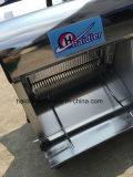 De Apparatuur 12mm 220V Snijmachine 31 PCs van Balery van het Brood van het Roestvrij staal Commerciële Automatische Elektrische
