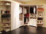 Beste Kwaliteit Weerspiegelde Garderobe Armoire voor het Project van de Flat