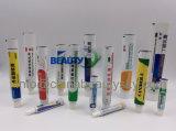 Tubo di plastica di alluminio laminato pieghevole crema cosmetico di imballaggio farmaceutico
