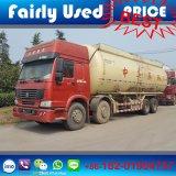 8X4 de gebruikte Vrachtwagen van het Poeder van Sinotruck HOWO 336 van de Vrachtwagen van de Tractor