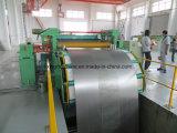 Высокоскоростная полноавтоматическая разрезая перематывать линия для стального листа