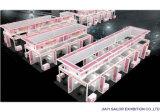 Стойка индикации будочки выставки Quanlity максимумов Customed высокая алюминиевая