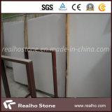 ロビーの床のためのベトナムの水晶純粋で白い大理石の平板