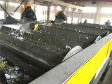 Residuos de la agricultura Reciclaje de película Lavado Secadora