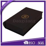 Open Door design de haute qualité personnalisé Logo cuir vin cadeau Box Set