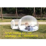 Sfera gonfiabile gigante di campeggio della bolla della cupola della radura della tenda della bolla
