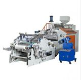Yba-500 Double Layer Stretch Film Making Machine Auto Cutter