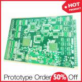 Placa de circuito impresso pequena da única camada de RoHS
