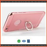 Caja protectora del teléfono del silicón de TPU+PC para la caja del teléfono del iPhone 6and7