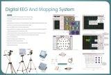 Équipement médical Digital EEG et système de cartographie EEG-1016/18