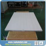 Plancher utilisé de bois dur à vendre le lustre blanc Dance Floor