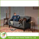 Tampa reversível conveniente do sofá do revestimento feito sob encomenda do sofá do poliéster