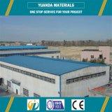 Los proyectos de la construcción de edificios del metal fabricaron la estructura de acero