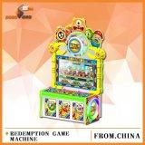3 jouets de joueurs recueillant la machine de jeu de loterie d'amusement d'enfants pour le centre de jeu vidéo de cour de jeu et d'arcade