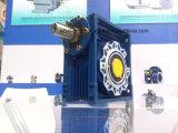 Nmrv090 reductor de velocidad de aluminio, máquinas químicas caja de cambios, piezas de repuesto de maquinaria de impresión
