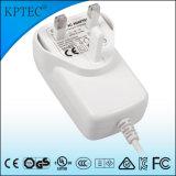 작은 가정용품 제품 25W/12V/2A를 가진 AC 접합기 표준 플러그