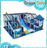 China-Fertigung-Kind-Innenspielplatz-grosse Plättchen für Verkauf